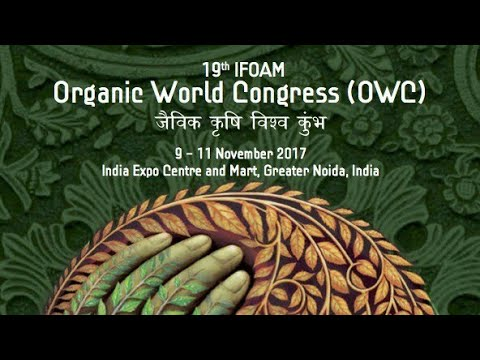 19th IFOAM ORGANIC WORLD CONGRESS