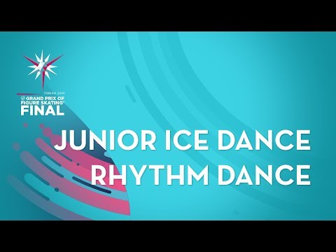 Ice Dance Rhythm Dance | ISU Junior Grand Prix Final | Torino 2019 | #JGPFigure
