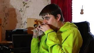 я играю на гармошке #6/М.ГАПАК/хроматическая губная гармошка