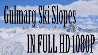 Gulmarg Skiing 2016/ Slopes- 5 minutes of heaven for thrill seekers -HD