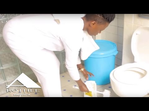 Men let's keep the loo clean -Akothee