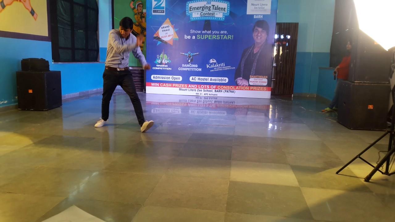 Assami Dance Crew Mohit Prakash Invited As A Judge In Mount