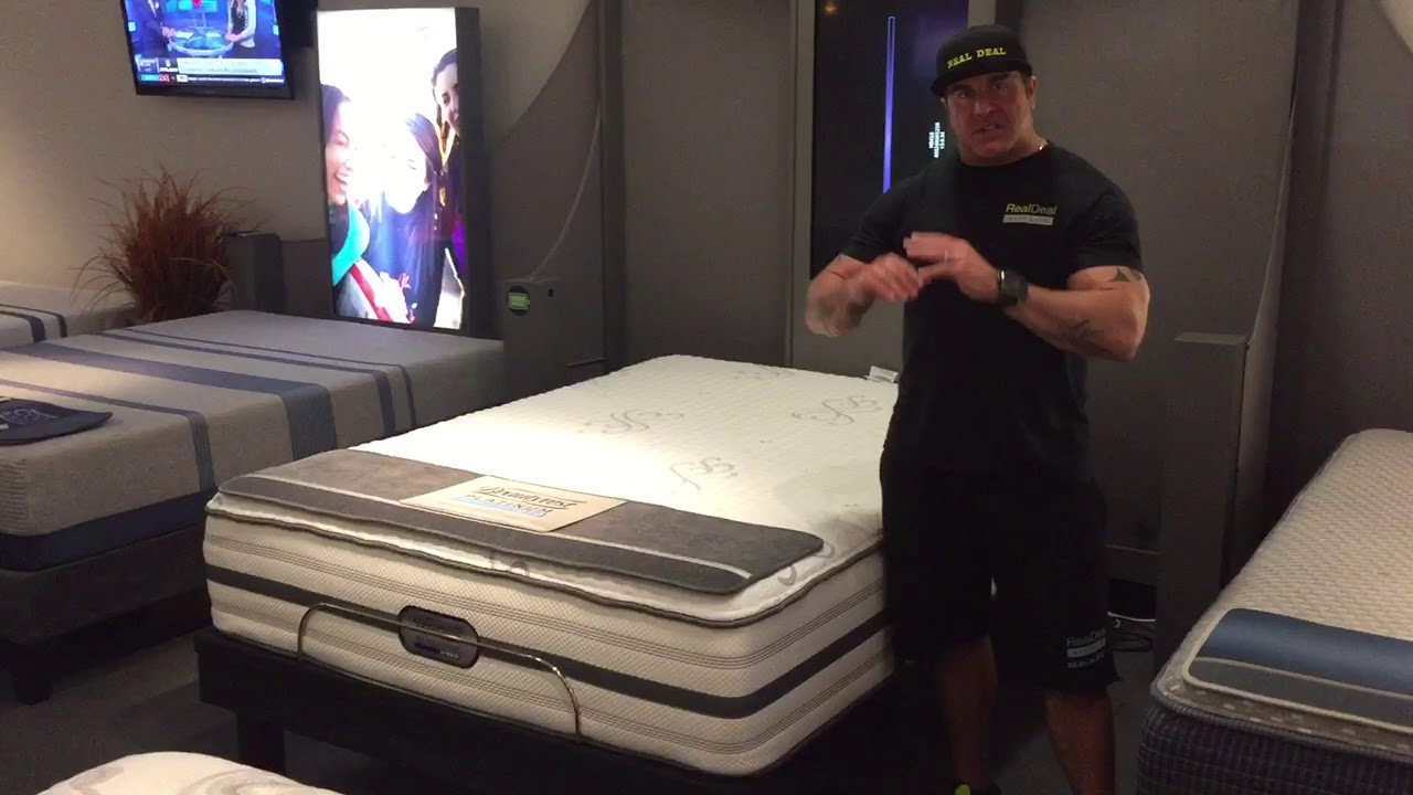 Beautyrest Platinum And Silver Matress/ Real Deal Mattress San Diego