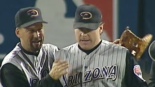 2001 NLCS Gm3: Schilling gets 12th K, D-backs win
