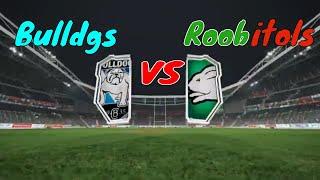Canterbury Bulldgs vs South Sydney Rabbitohs | Rugby NRL Live Gameplay