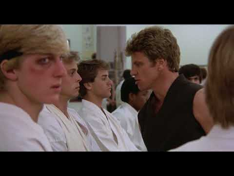 The Karate Kid | PART II | The Story Continues [ Intro/Opening Scene ]