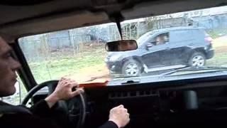 Terenówki na Szczecińskich Targach Motoryzacji