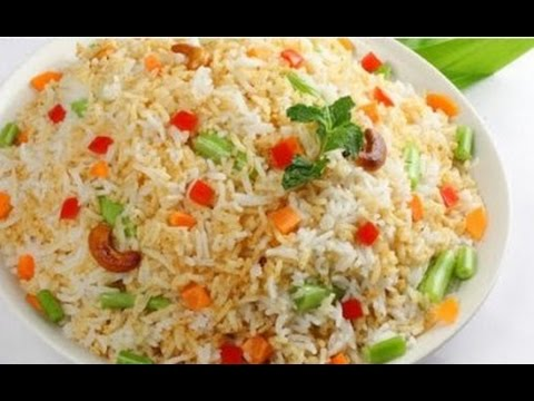 Basmati Rice With Nuts And Dried Fruit