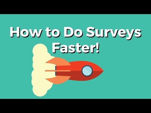 How To Do Surveys Faster🚀 (4 Practical Tips)