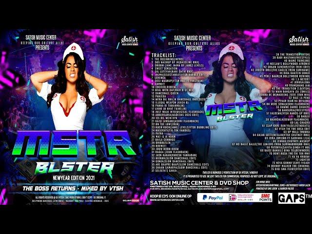 Master Blaster NewYear Edition 2021 || Dj Vitesh