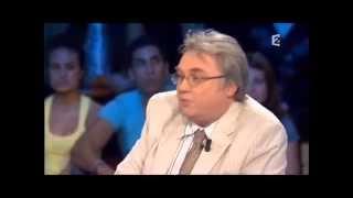 Robert Redeker - On n'est pas couché 17 mai 2008 #ONPC