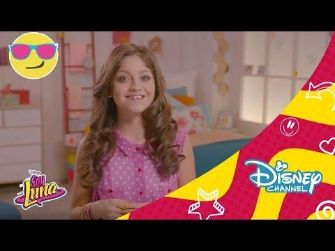 Soy Luna: DIY Fashion & Beauty - Trenzas de colores   Disney Channel Oficial