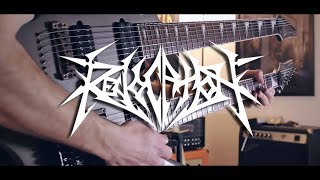 Revocation - Teratogenesis | Double-neck guitar cover