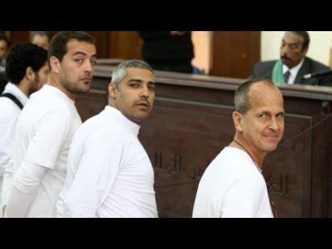 Cairo: Al-Jazeera journalists' retrial adjourned