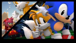 Sonic Prolouge Back In Time Ft Lady Wildfire
