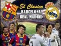 Dream league soccer 2017 | Fc Barcelona Vs Real Madrid