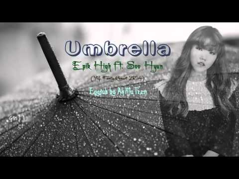 [Engsub+Kara] [AkMuTeam] Umbrella - Epik High ft. Lee Soohyun (AKMU) (YG Family Concert 2014)