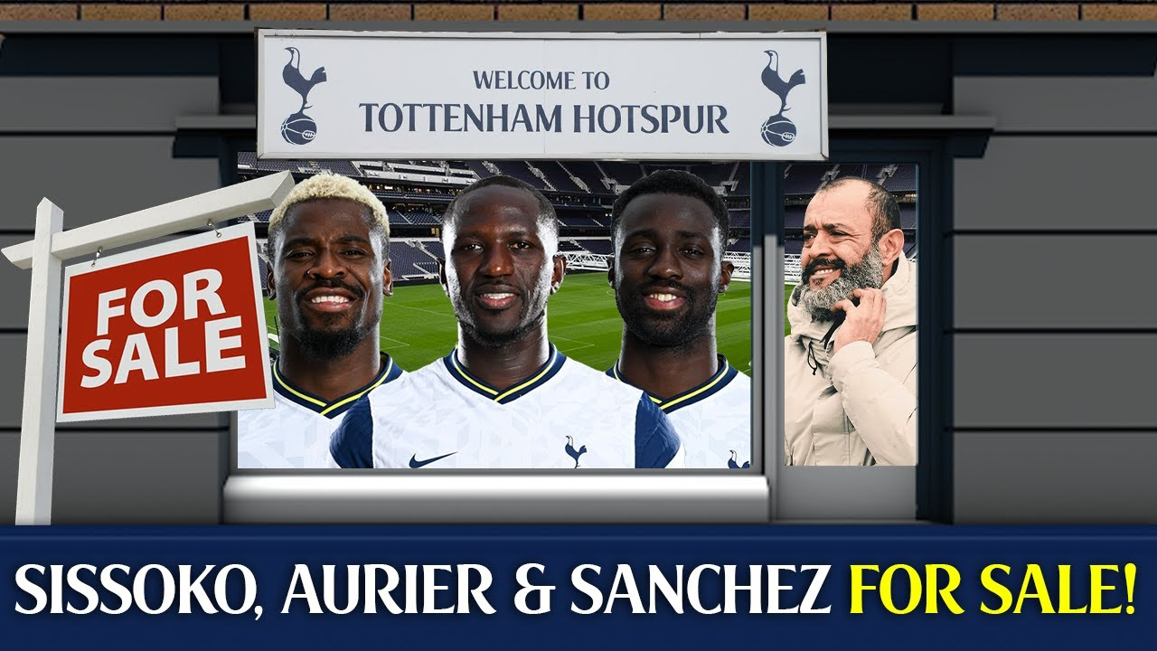 Sissoko, Aurier & Sanchez Told To Move On! [GOOD MORNING TOTTENHAM CLIPS]
