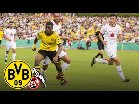 BVB vs. 1. FC Köln 2-3 | Highlights | U17 Bundesliga Final