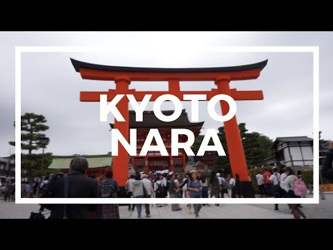 JAPAN TRIP 2: KYOTO, NARA
