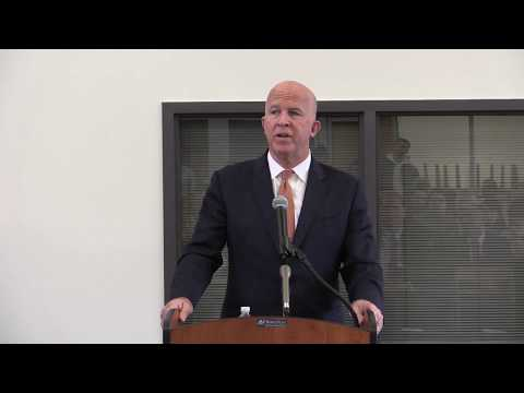 NYPD Commissioner James O'Neill Presentation