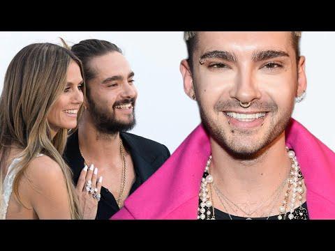"""Bill Kaulitz - Über die Verlobung von Bruder Tom und Heidi Klum: """"Ich könnte nicht glücklicher sein"""""""