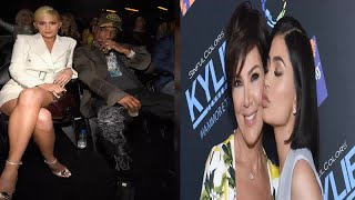 Kris Jenner Reveals She 'Pulled Out' Kylie's Child Throughout 'Calm' Supply