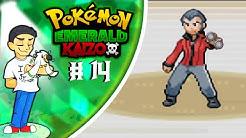 PETALBURG GYM: REVENGE OF THE ABANDONED SON 👨👦 Let's Play Pokemon Emerald Kaizo! (Part 14)