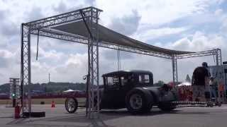 Race at Airport Vilshofen 2015 - Klasse 7 - US Cars