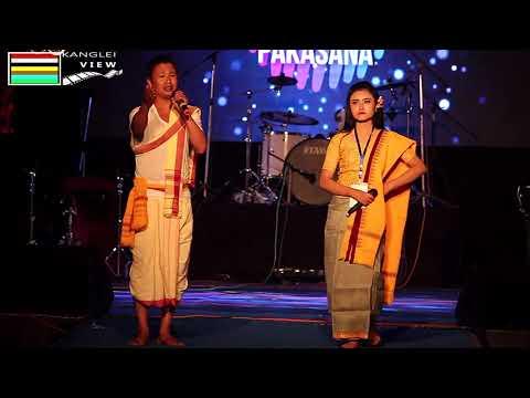 KHUNUNG ESHEI (ROSY & PAKASANA) || SANGAI FESTIVAL 2017 || 27th Nov. 2017
