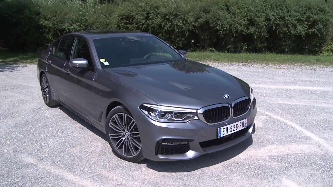 essai bmw s rie 5 530d xdrive 265ch m sport youtube. Black Bedroom Furniture Sets. Home Design Ideas