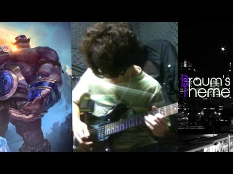 League of Legends - Braum's Theme (On Guitar) - YouTube