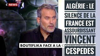 ALGÉRIE : LE SILENCE DE LA FRANCE EST ASSOURDISSANT