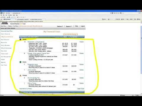 MoneyGuidePro Partner Demo