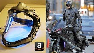 4 सबसे अजीब और विचित्र Car-Bike गैजेट्स 🔫 James Bond Type Car-Bike Gadgets