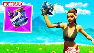 LA NOUVELLE FAILLE EST CHEATE ! FORTNITE CREATIF