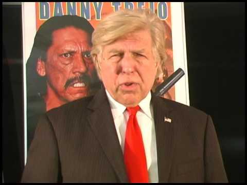 Trump for Danny Trejo