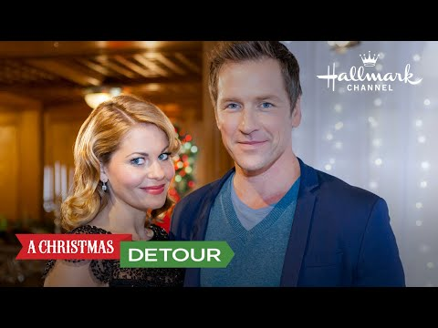 A Christmas Detour - Stars Candace Cameron Bure And Paul Greene