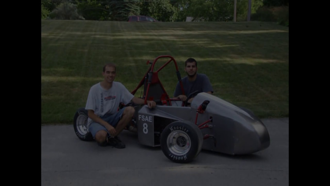 Homemade Racecar Fsae Md 2 Youtube