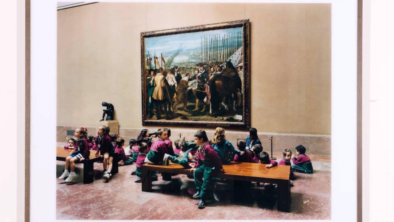 Roger Ward Talks About Thomas Struth Quot Museo Del Prado