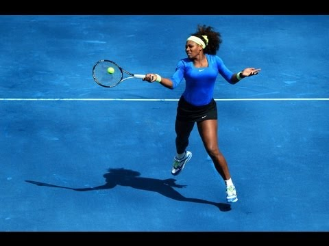 2012 Mutua Madrid Open Day 6 WTA Highlights