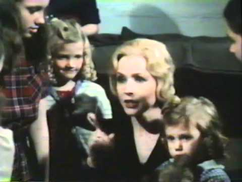 PIPER LAURIE - as MAGDA GOEBBELS - before killing her children (2)