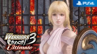 Warriors Orochi 3 Ultimate 【PS4】 Ch.2 │  Battle of Liaodong