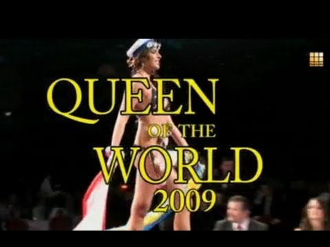 Queen of the World 2009 -  Estrel Convention Center Berlin