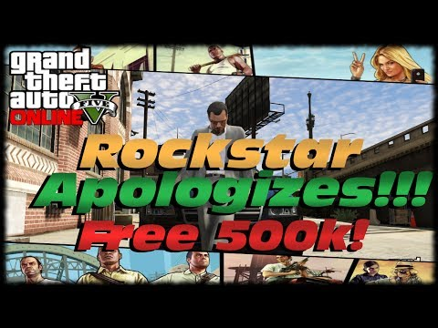 GTA 5 Online Title Update 1.05 Adds Half a Million GTA$ To Your Bank! Rockstar Stimulus Package!