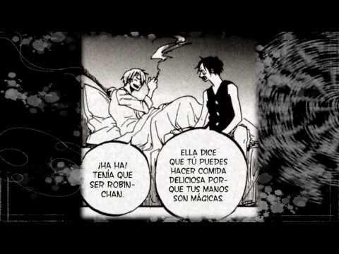 Sanji x Luffy (SanLu) Manos mágicas (Shonen Ai Español)