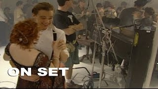 Titanic: Behind the Scenes (Broll) Part 1 of 4
