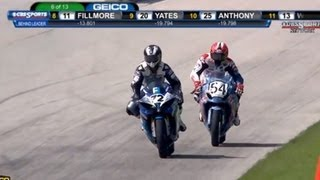AMA Pro National Guard SuperBike FULL Race 1 (HD) - Road America - 2013