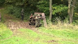 Lyon Farm WW2 Forest Battle