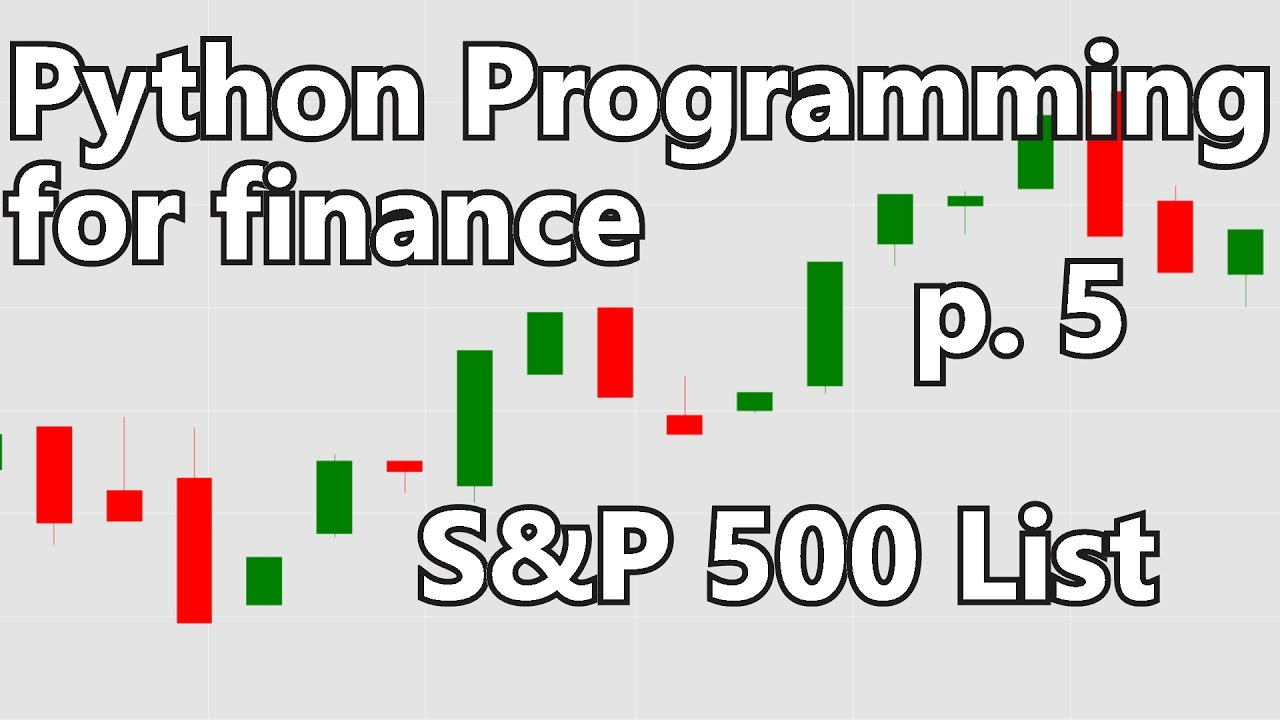 Automating getting the sp 500 list python programming for finance automating getting the sp 500 list python programming for finance p5 biocorpaavc Gallery
